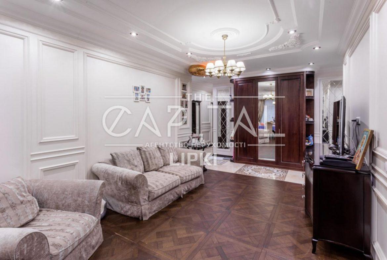 Продажа 3 комн. квартиры Драгомирова 16 за 420000 USD
