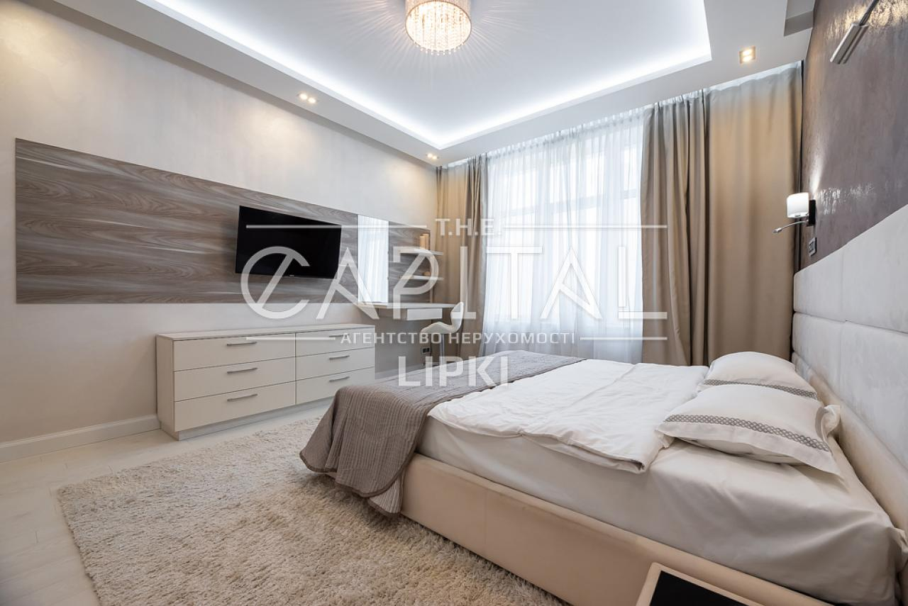 Аренда 3 комн. квартиры Драгомирова 7 за 2200 USD