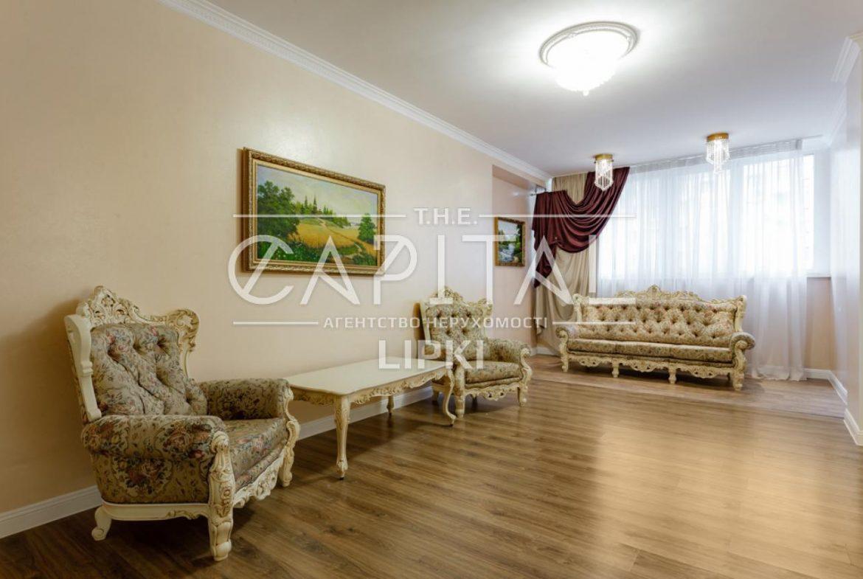 Аренда 3 комн. квартиры Драгомирова 12 за 1450 USD