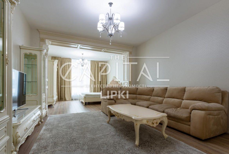 Аренда 4 комн. квартиры Драгомирова 14 за 2800 USD