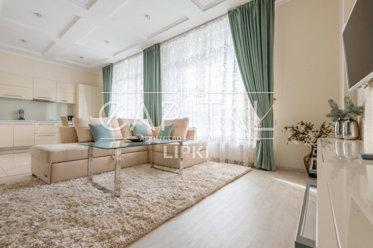 Аренда 3 комн. квартиры Михаила Драгомирова 5 за 1800 USD