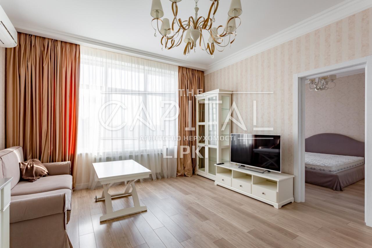 Аренда 2 комн. квартиры Михаила Драгомирова 17 за 1200 USD