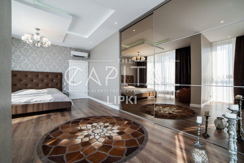 Аренда 3 комн. квартиры Михаила Драгомирова 17 за 2500 USD