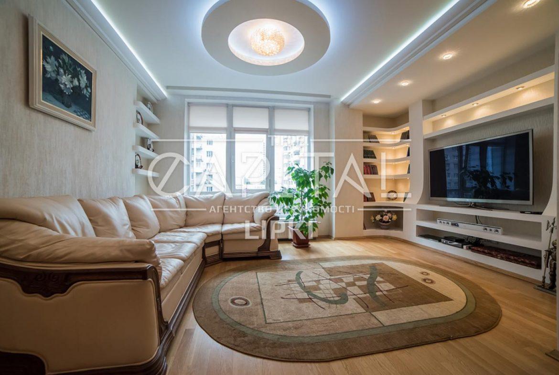 Продажа 3 комн. квартиры Драгомирова 12 за 340000 USD