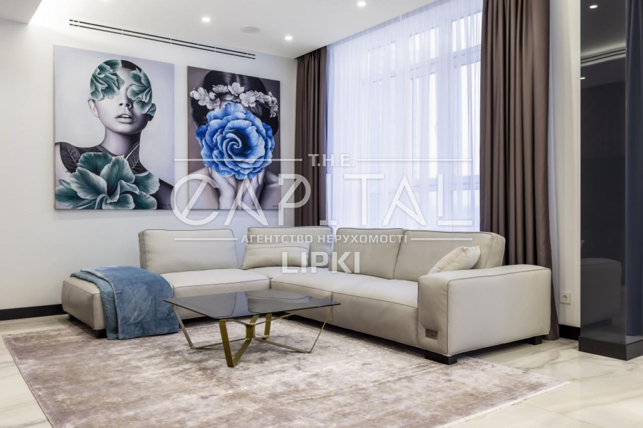 Продажа 4 комн. квартиры Драгомирова 69 за 1275000 USD