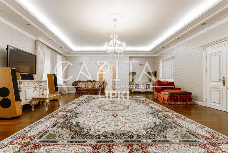 Продажа 4 комн. квартиры Городецкого Архитектора 12 за 1247000 USD