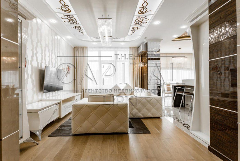 Продажа 5 комн. квартиры Драгомирова 9 за 800000 USD
